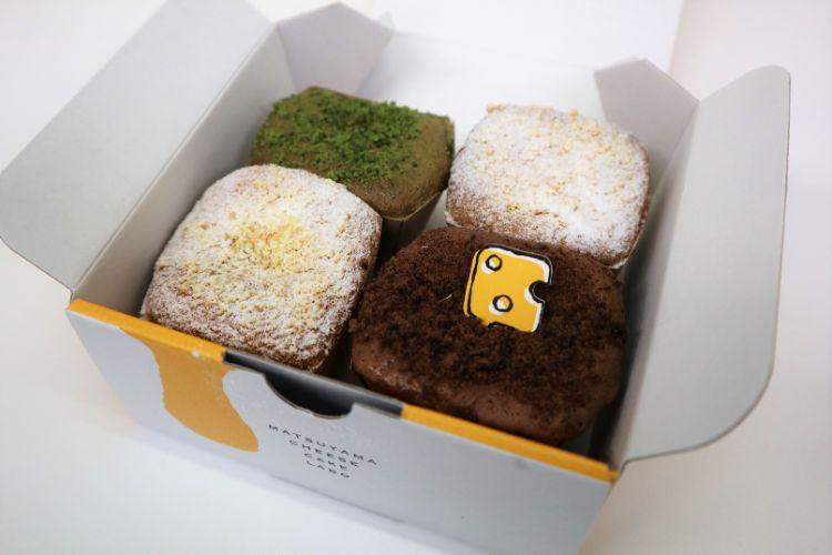 ラボ チーズケーキ2
