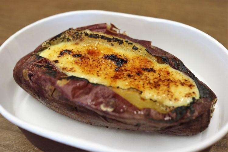 芋ぴっぴ 焼き芋ブリュレ1
