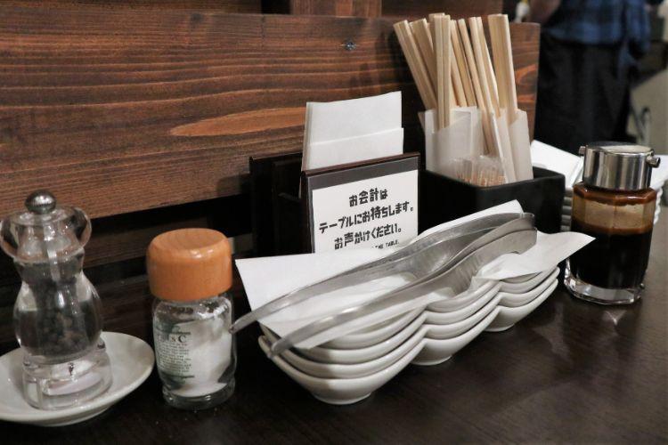 焼肉ロジー テーブル会計