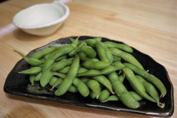 花道 枝豆