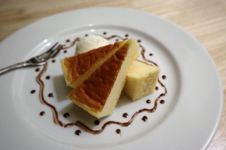 花道 濃厚チーズケーキ