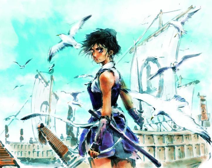 「村上海賊の娘」がマンガ化!のカット