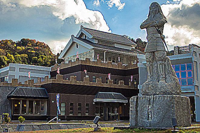 村上武吉像