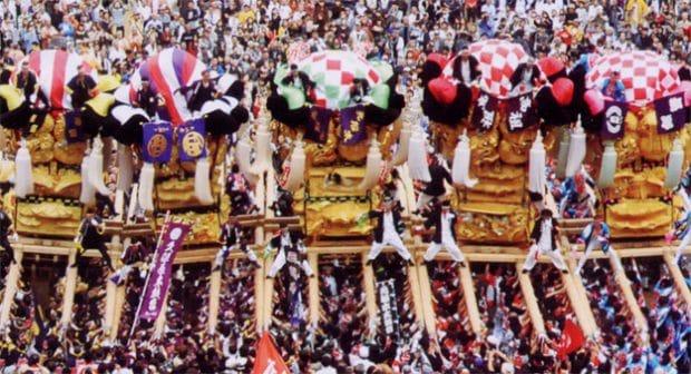 新居浜太鼓祭り2016