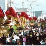 四国中央市秋祭り2016