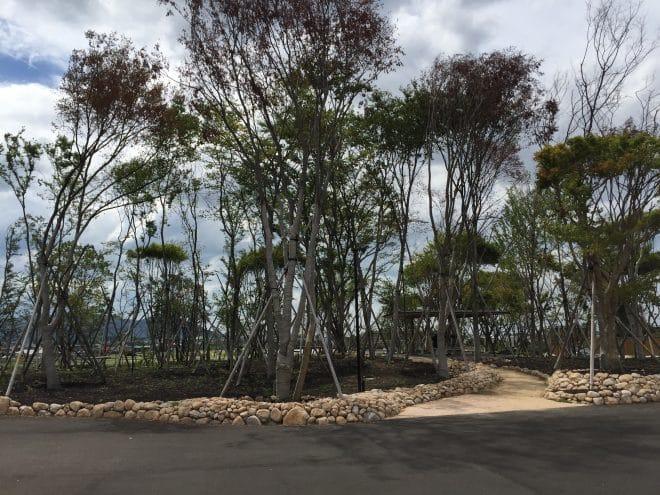 マテラの森公園