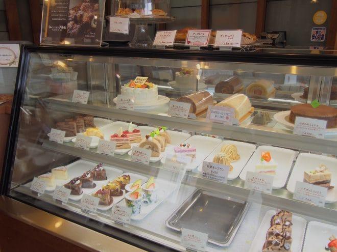 スイス菓子アルム店内写真4