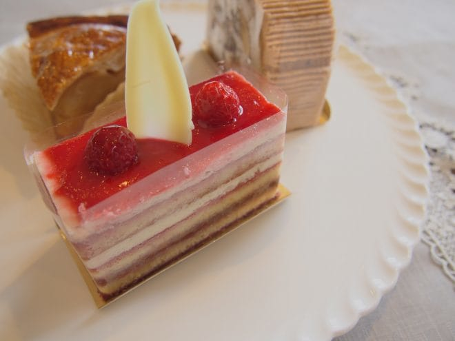 スイス菓子アルムヒンベア