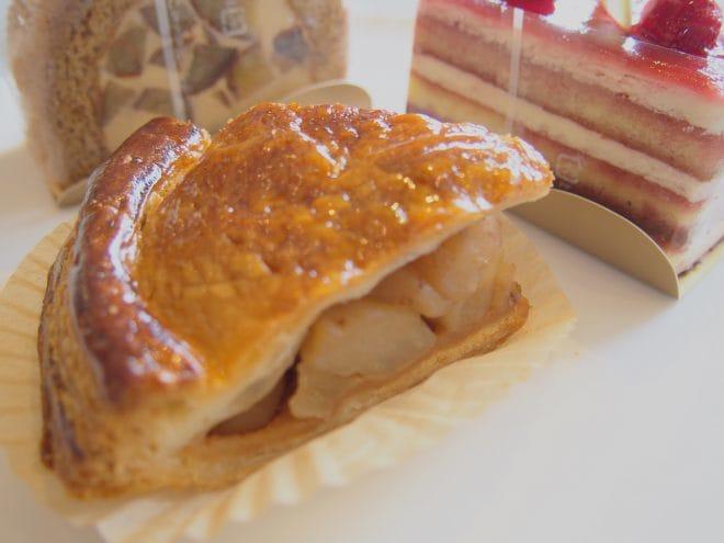 スイス菓子アルムアップルパイ