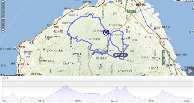 ツールド玉川コース