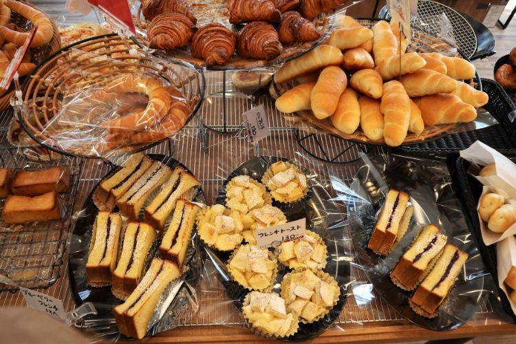 うちだパン 店内のパン7