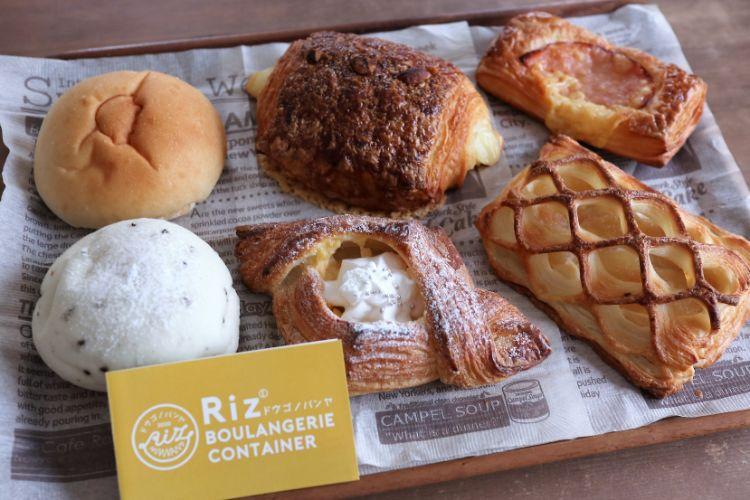 RIZ 購入したパン2