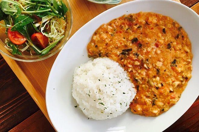 Cafe warm 魚夢ランチ『ムケッカ』