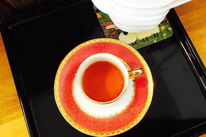 Cafe warm 魚夢 紅茶