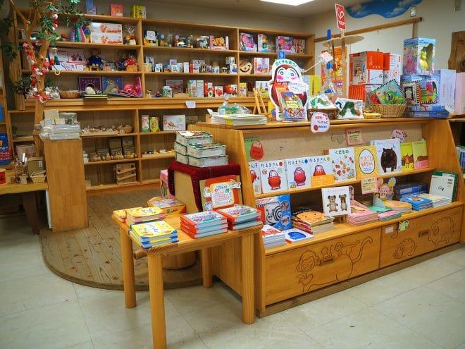 奥におもちゃ&授乳室