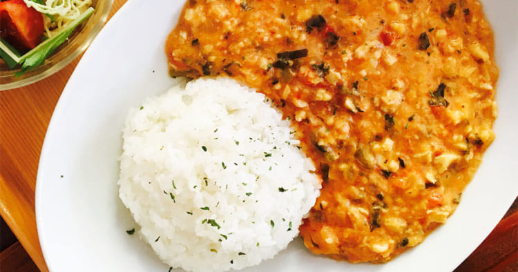Cafe warm魚夢 ブラジル料理ムケッカ
