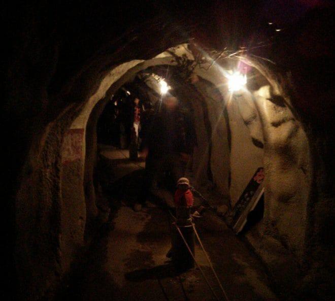 石手寺マントラ洞窟