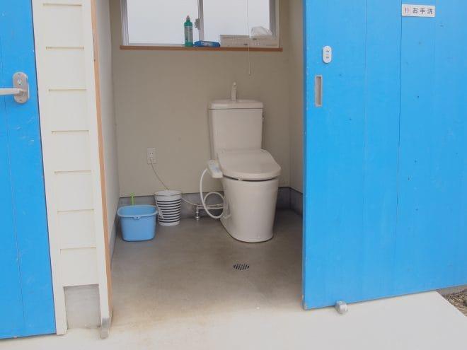 いちごファーム北条トイレ2
