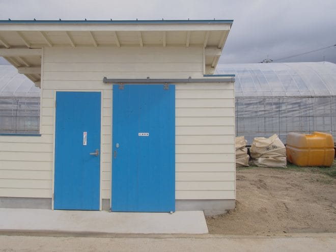 いちごファーム北条トイレ1