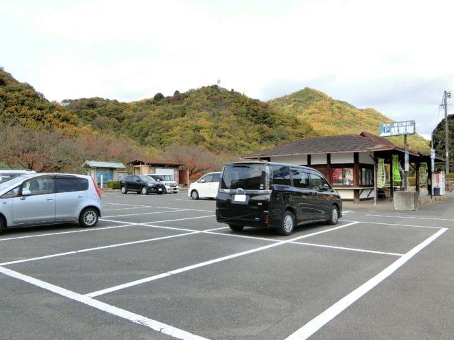町営藤公園前駐車場