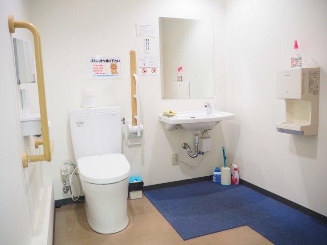 きらりん_トイレ