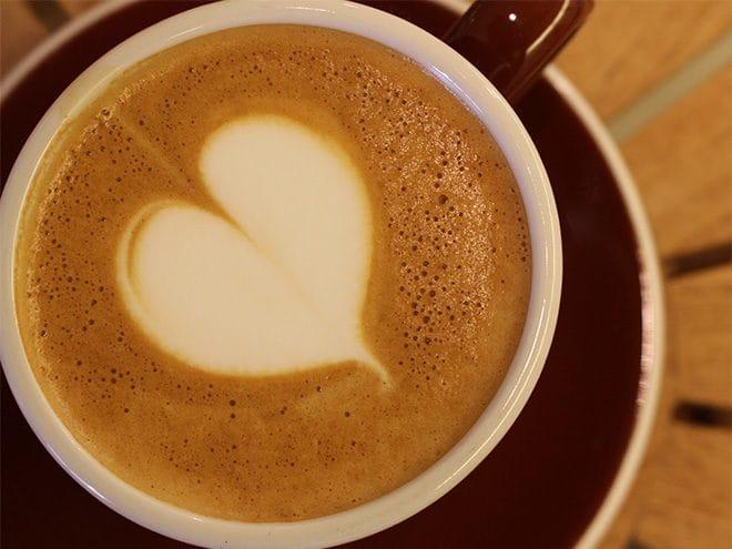 ナカムラコーヒー カプチーノ