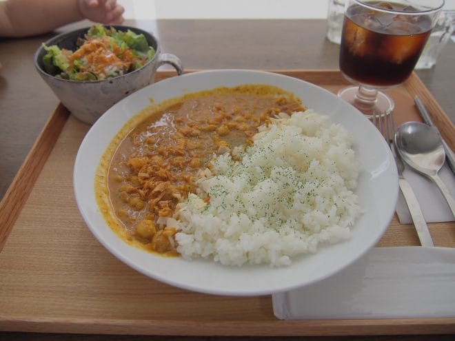 COUPEカレーランチ