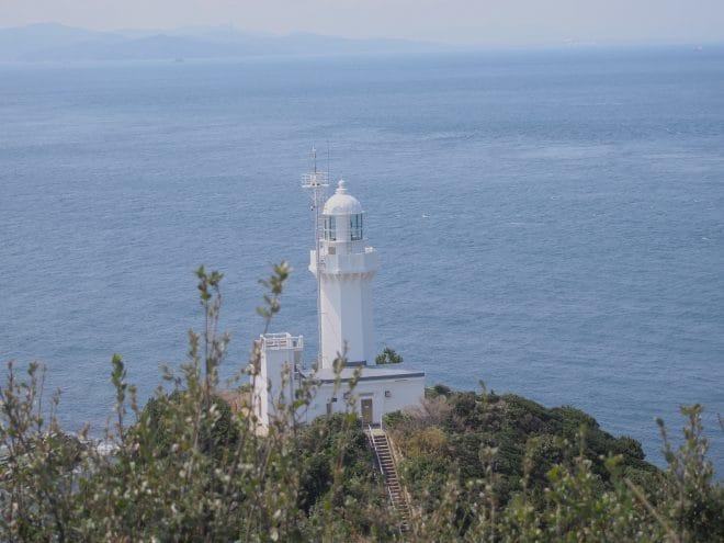 佐田岬灯台1