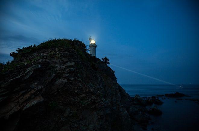 佐田岬灯台道しるべ