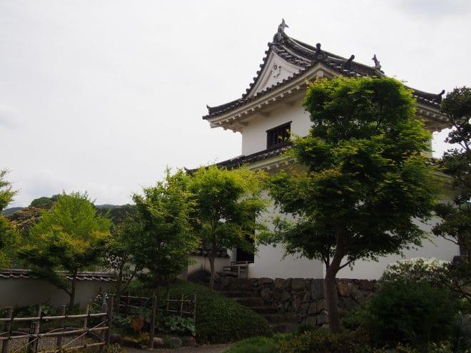三の丸南隅櫓(大洲城)