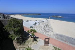 ふたみシーサイド公園海水浴場