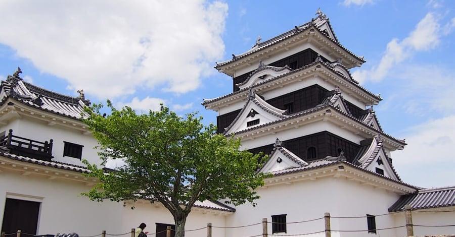 大洲城アイキャッチ画像