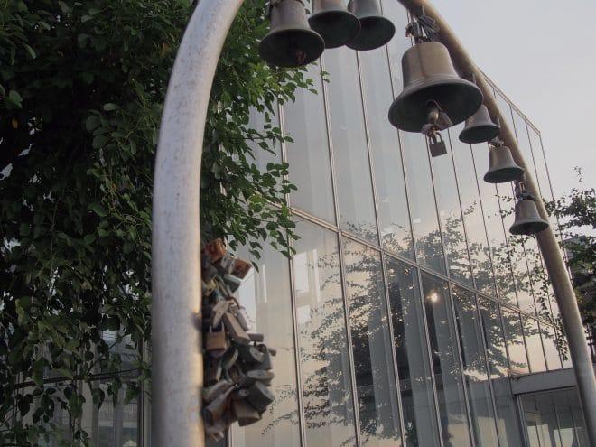 ふたみシーサイド公園恋人の鐘