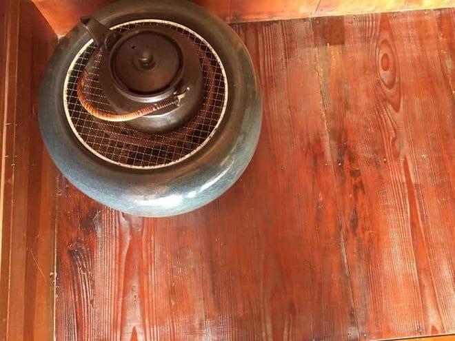汐見の家火鉢