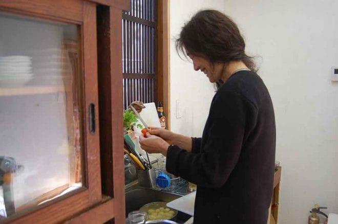 汐見の家スタッフ工藤美絵さん