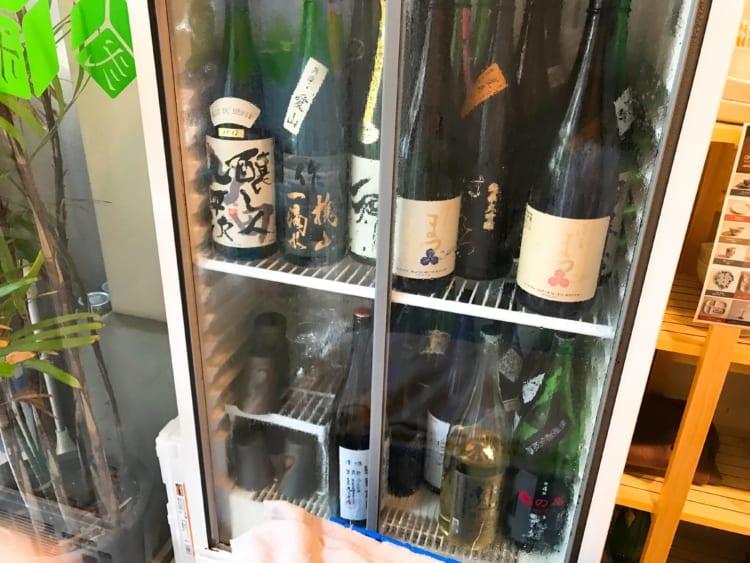 JapaneseDiningにの_お酒