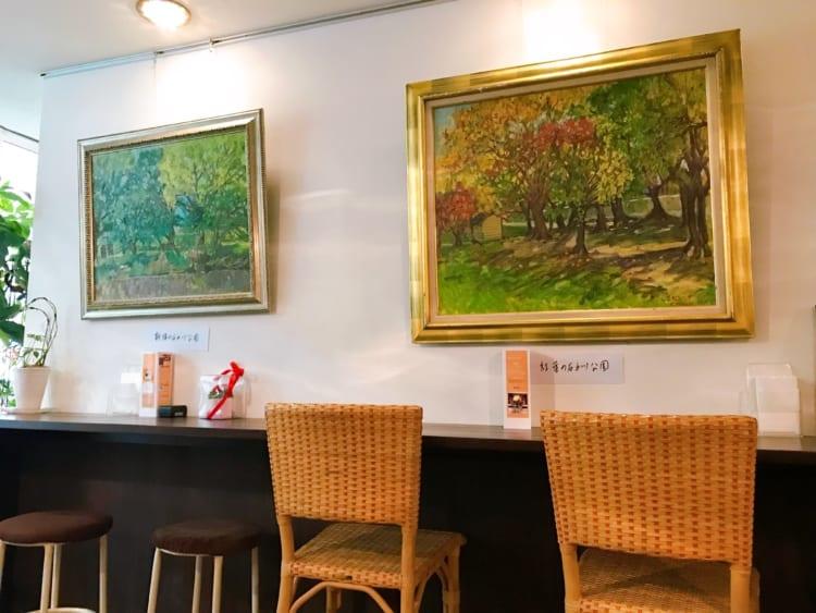Coffee&Gallery珈壇_内装4