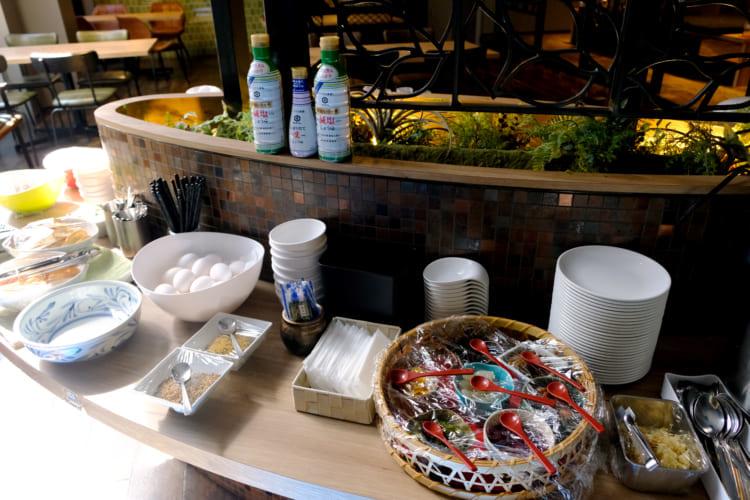 喜助の宿_朝食バイキング1