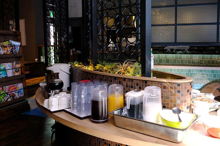喜助の宿_朝食バイキング2
