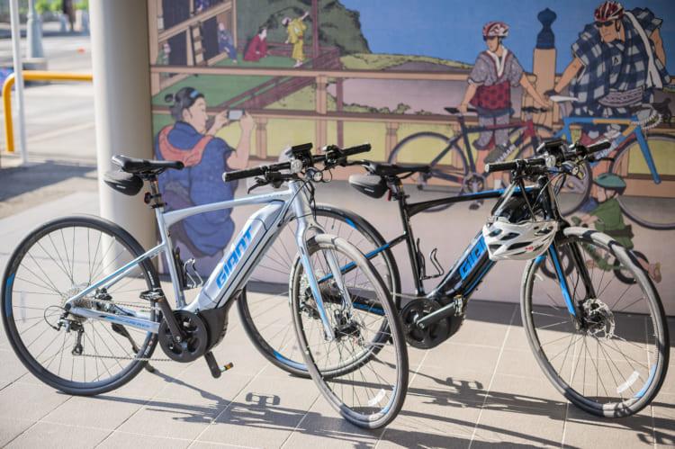 今治喜助の宿_レンタルeバイク