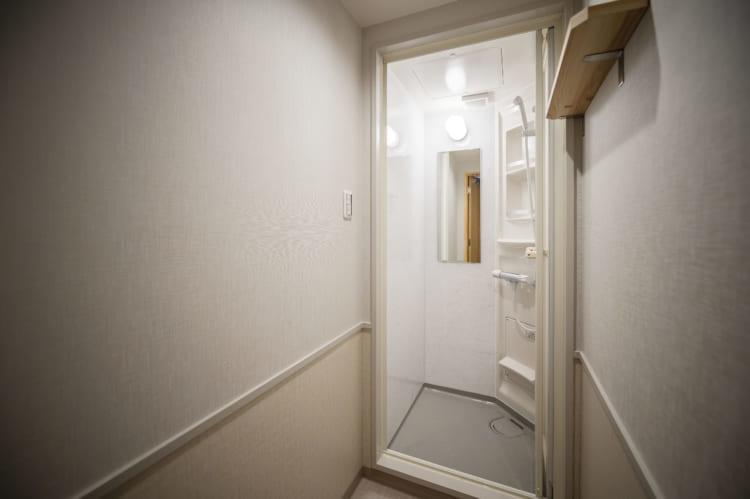 今治喜助の宿_シャワー室