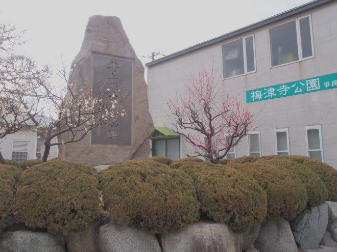 梅津寺公園外観1