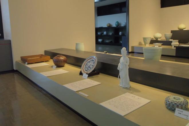 砥部焼伝統産業会館展示室4