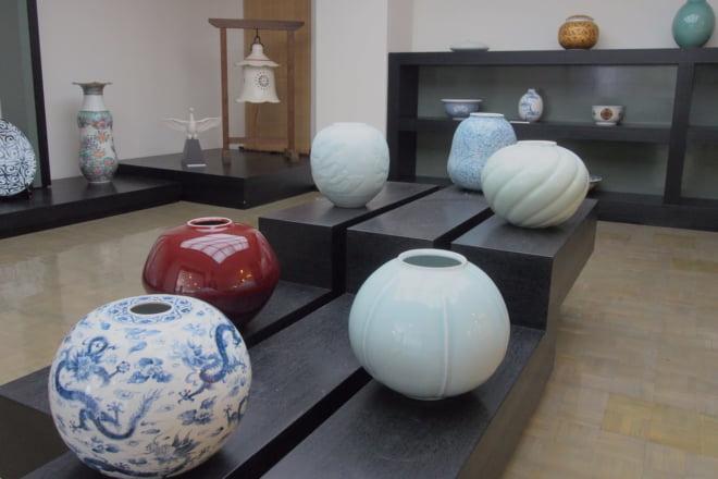 砥部焼伝統産業会館展示室3