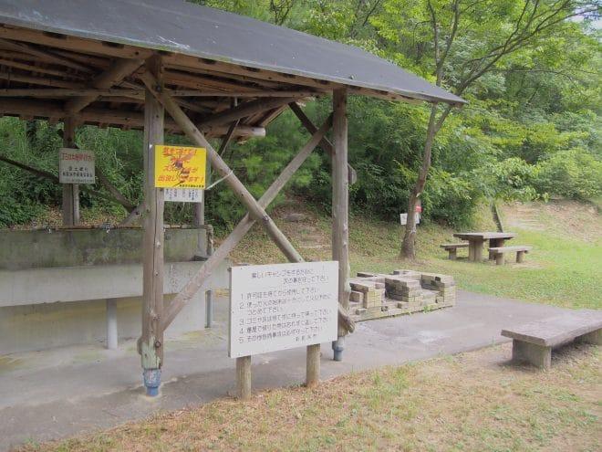 新居浜市民の森キャンプ