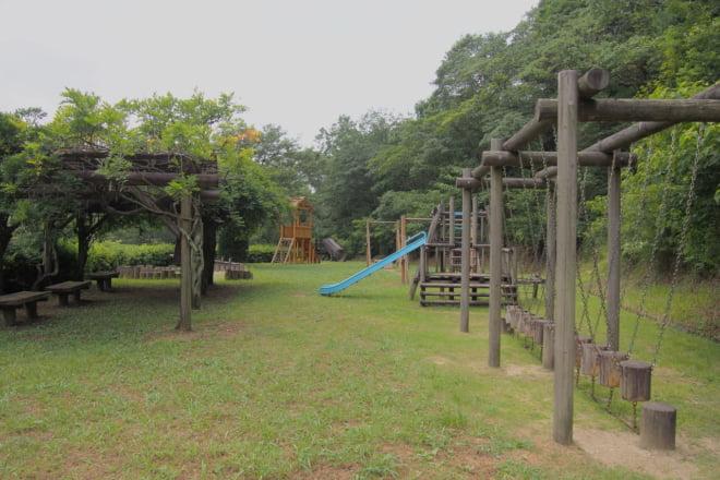 新居浜市民の森遊具4