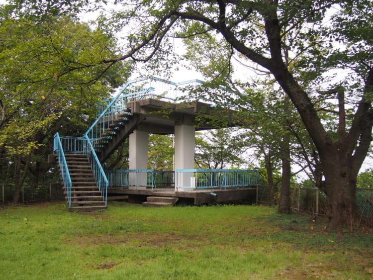 滝の宮公園展望台1