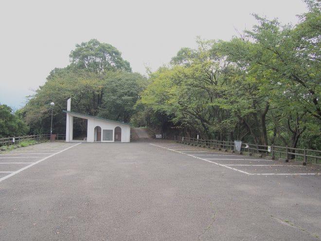 滝の宮公園駐車場3