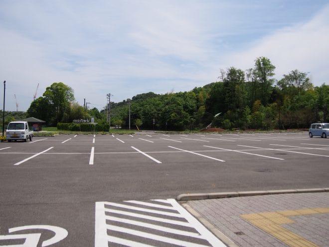 しまなみアースランド駐車場
