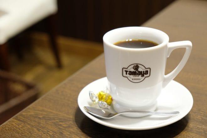 玉屋珈琲店コーヒー1